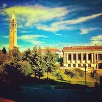Photo taken at University of California, Berkeley by Joel F. on 1/27/2012
