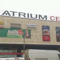 Photo taken at Atrium Mall by Alexandru P. on 2/18/2012