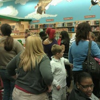 Photo taken at Barnes & Noble by Jamie C. on 12/6/2011