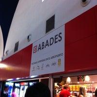Photo taken at Abades Air Sevilla by Krusty P. on 7/23/2011