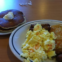 Photo taken at IHOP by Aaron on 8/27/2012