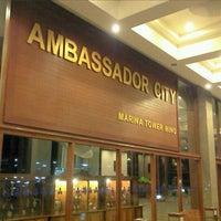Photo taken at Ambassador City Jomtien Hotel by Pom Suphot S. on 11/5/2011