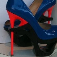 Photo taken at Shaw Shoes by Amanda Michelle F. on 5/1/2012