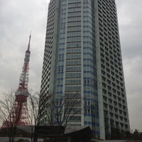 Photo taken at The Prince Park Tower Tokyo by avalon1982 on 3/23/2012
