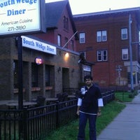 Photo taken at South Wedge Diner by Reetesh Y. on 11/23/2011