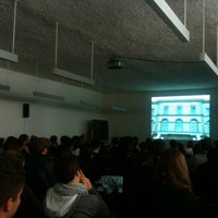 Photo taken at FHNW institute Architektur by urbanTick t. on 11/15/2011