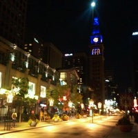 Photo taken at 16th Street Mall by Kishna H. on 9/12/2011