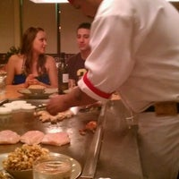 Photo taken at Benihana by Lester M. on 8/18/2012