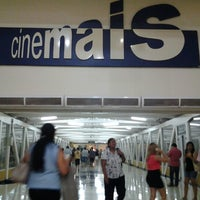 Photo taken at Cinépolis by Fabiano T. on 9/10/2012