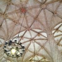 Photo taken at Llotja de la Seda by Aldo D. on 8/14/2012