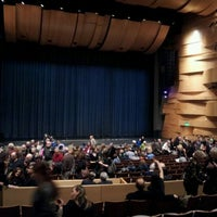 Photo taken at Valley Performing Arts Center (VPAC) by Dane M. on 2/3/2012
