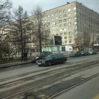 Снимок сделан в Площадь Мужества пользователем Андрей Л. 4/21/2012