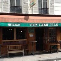 Foto tirada no(a) L'Ami Jean por Yordan B. em 6/23/2012