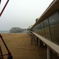 Photo taken at Scheveningse Pier by Ed d. on 7/6/2012