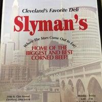 Photo taken at Slyman's Restaurant by Stephane B. on 12/15/2011
