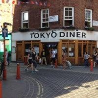 Photo taken at Tokyo Diner by Sarah M. on 5/27/2012