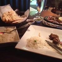 Photo taken at Sitara Indian Restaurant by Edwin F. on 2/2/2012