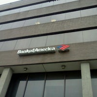 Photo taken at Bank Of America by Bryon S. on 5/1/2012