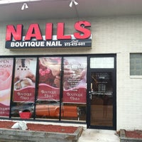 Photo taken at Boutique Nails by HongJie L. on 11/28/2011