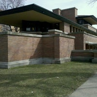 Photo taken at Frank Lloyd Wright Robie House by MNathan J. on 3/31/2011