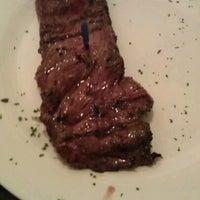 Photo taken at El Novillo Restaurant by Robert B. on 10/2/2011