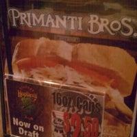 Photo taken at Primanti Bros. by Lisa H. on 9/25/2011