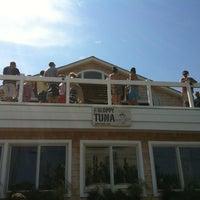 Photo taken at Sloppy Tuna by Katie L. on 8/25/2012