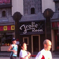 Photo taken at Frolic Room by Manny G. on 4/7/2012