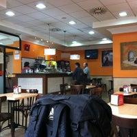 Photo taken at Horno - Cafetería Navarro by Raúl D. on 3/16/2012
