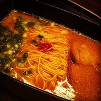 Photo taken at Ichiran by Shinsuke K. on 1/8/2012