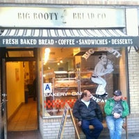 Photo taken at Big Booty Bread Co. by Gregg B. on 10/16/2011
