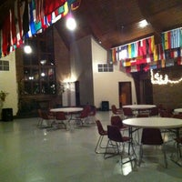 Photo taken at LSU - International Cultural Center by Diego Daflon P. on 1/8/2012