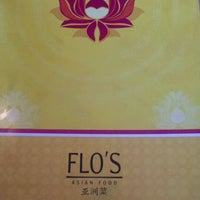 Photo taken at Flo's Chinese Restaurant by Victoria V. on 11/9/2011