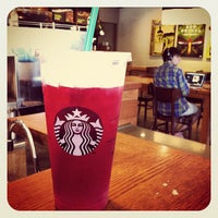 Photo taken at Starbucks by Justin M. on 6/9/2012