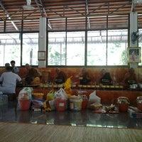 Photo taken at วัดป่าสันติธรรม by Wutipong P. on 8/3/2012
