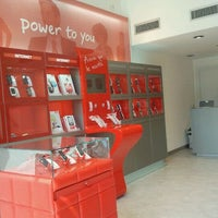 Photo taken at Vodafone Store by Ilaria on 12/9/2011