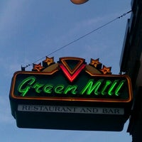 Photo taken at Green Mill Restaurant & Bar by J Shay on 6/6/2011