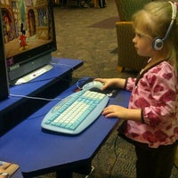 Photo taken at Midwest City Library by Tiffany B. on 2/1/2012