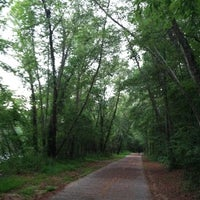 Foto tomada en Chattahoochee National Recreation Area  por Rebekah P. el 8/10/2011