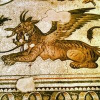 8/21/2012 tarihinde Ayhan Y.ziyaretçi tarafından Büyük Saray Mozaikleri Müzesi'de çekilen fotoğraf