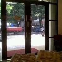 Photo taken at Holland Bakery by Donna Mega J. on 9/27/2011