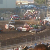 Photo taken at Central States Fairgrounds by JoJo S. on 8/21/2011