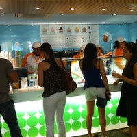 Photo taken at Pinkberry by Ann H. on 7/9/2011