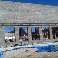Photo taken at Chrissys Construction Job by Christina M. on 10/17/2011