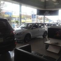 Photo taken at Hyundai by Edwin A. on 2/9/2012