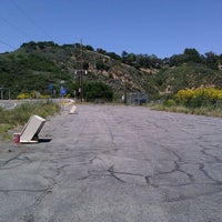 Photo taken at Kanan Road View Site (Upper) by Robert A. on 5/1/2011