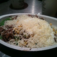 Photo taken at Chipotle Mexican Grill by Luke B. on 12/16/2011