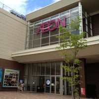 Photo taken at AEON Mall by uta k. on 6/10/2012