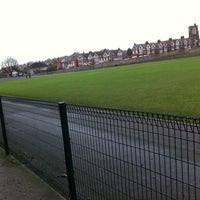 Photo taken at Preston Park - Cycle Track by Tamsin C. on 12/31/2011