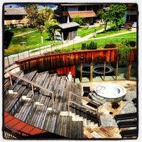 Foto scattata a Pineta Naturalmente Hotels da Nicola S. il 4/25/2012